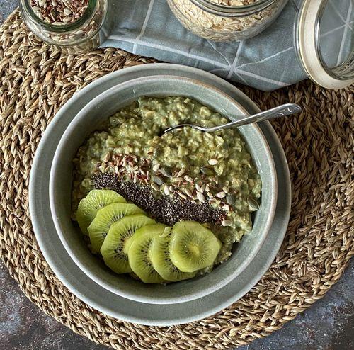 Moringa porridge