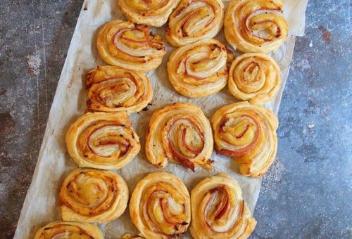 Pizza swirls